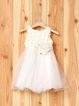 (K)ローズチュールベビードレス