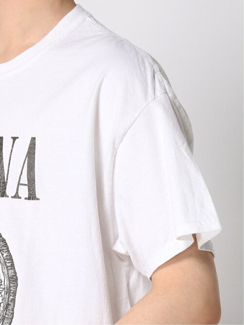 Insonnia Project/NIRVANA CIRCLE SS TEE