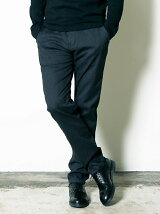 THERMO CTN TOP STRETCH TAPERED PANTS