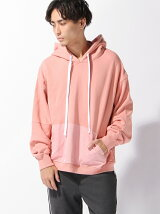 SWEAT PULLOVER PARKA