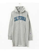 Champion HOODED SWEAT ONEPIECE