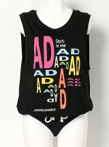 AD TANK ALL IN ONE WITH BANDUE BRA