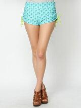 [水着]Palm Outer Shorts