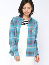 REMAKE PLAID SHIRT