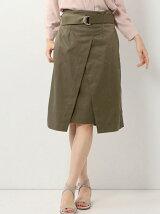 〓★JOC Nツイル ベルト付きスカート