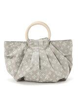 Ring Handle Mini Bag