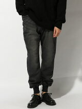 Conrad knit denim