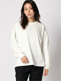 【SALE/58%OFF】studio CLIP ボリュームSLキモウLT スタディオクリップ カットソー Tシャツ ホワイト ブラウン ブラック ベージュ