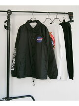 URBAN RESEARCH iD NASA COACH JACKET