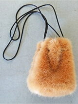 Eco Fur Shourder