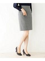 ストレッチジャージタイトスカート