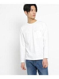 【SALE/40%OFF】THE SHOP TK 【抗菌・防臭】アソートTシャツ ザ ショップ ティーケー カットソー Tシャツ ホワイト ブラック グリーン ネイビー