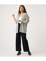 LOWGAUGE LONG KNIT CARDIGAN