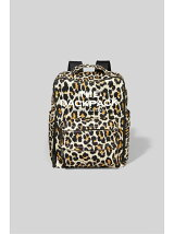 THE LEOPARD BACKPACK