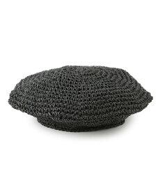 【SALE/50%OFF】細編みペーパーベレー ロペピクニック 帽子/ヘア小物【RBA_S】【RBA_E】