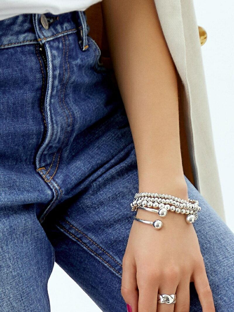 Jewel Changes PHILIPPE AUDIBERT ボールバングル SIL / Bailee 2 rows bracelet / フィリップオーディベール / アクセサリー / ジュエルチェンジズ アクセサリー【送料無料】