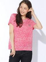 (W)ELSIE ROUND NK TOP SS