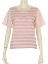 プリント刺繍Tシャツ