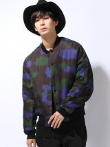 ORIGINAL PATTERN BLOUSON