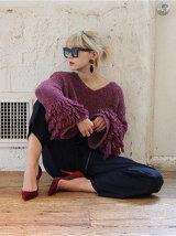Loop Cuff Knit