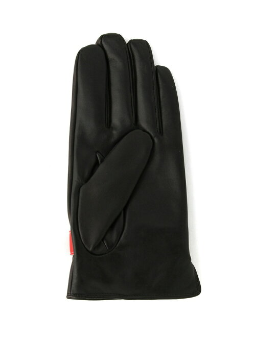 A MAN of ULTRA LEATHER GLOVES