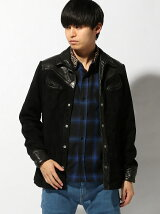 Western leather JKT