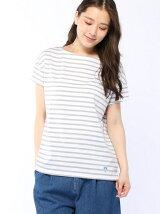 ORCIVAL / 2/40 ストライプ Tシャツ BEAMS ビームス