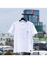 【Keiichi Tamura】DO ITプリントポケTシャツ