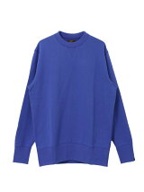 FSC JP×LOOPWHEELER CREW-NECK SWEAT
