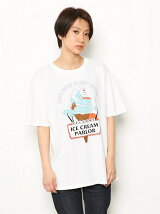 アイスクリーム サーフTシャツ