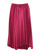 《BLANCHIC》ブリリアントプリーツスカート
