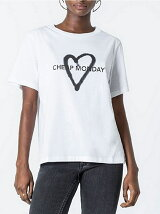 Breeze tee Love logo