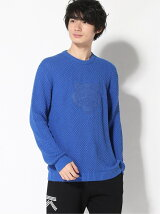 (M)Tiger Crew Neck Jumper