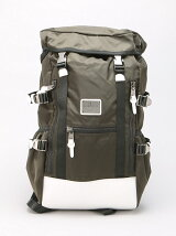 【MAKAVELIC】/(U)SIERRA SUPERIORITY DOUBLE BELT BACKPACK