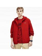 (M)撥水性フード付きジャケット