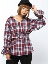 【BROWNY】(L)リングベルトBIGシャツ