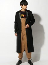 Floria long chester coat