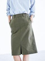 [WEB限定] KC C/N/PU TT スカート