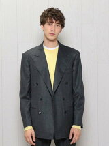 <H>WILLIAM HALSTEAD DOUBLE 6B JACKET/ジャケット ◆