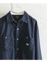 DOORS×Lee 別注 STRIPE WORK SHIRTS
