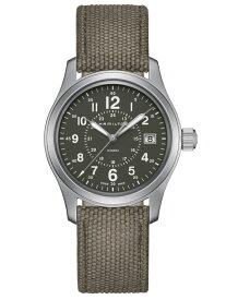 HAMILTON カーキ フィールド ハミルトン ファッショングッズ 腕時計 グリーン【送料無料】