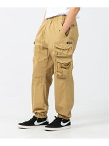 TECHNICAL NYLON PANTS