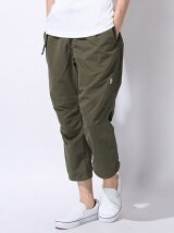 Carrying Cropped Pants