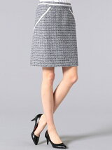 ツィードスカート