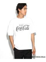 【WEB限定】COCA-COLA by tk.TAKEO KIKUCHI ビッグTシャツ