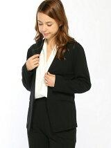 【セットアップ対応商品】カットジョーゼットジャケット