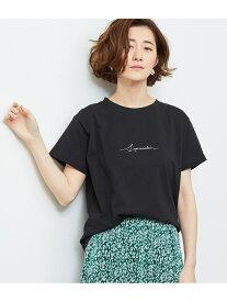 【SALE/34%OFF】ロゴTシャツ ロペピクニック カットソー【RBA_S】【RBA_E】
