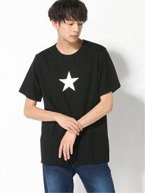 agnes b. HOMME HOMME/(M)SD02 TS エトワールTシャツ アニエスベー カットソー Tシャツ ブラック ホワイト【送料無料】