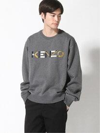 【SALE/30%OFF】KENZO (M)Kenzo Multico Logo Sweatshirt MUL ケンゾー カットソー スウェット グレー【送料無料】