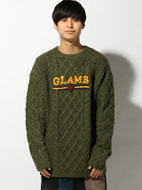 Karl cable knit